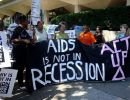aids is not in recession